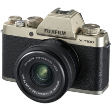 Fujifilm X-T100 Kit XC 15-45mm f/3.5-5.6 OIS PZ
