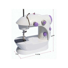 STARHOME Mesin Jahit Mini Portable - Mini Sewing Machine - HA -SWM
