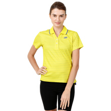 YONEX Ladies Polo T-Shirt - Green Sheen