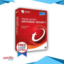 Trend Micro Antivirus Security (1 Device) 12 Month Id