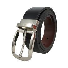 Condotti Belt 13411 Black/Brown Black/Brown