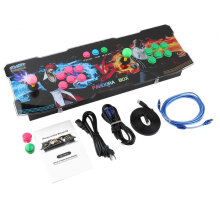 COZIME Pro 999 in 1 Classical Arcade Games Station with Super High Video Resolution Black  EU plug 2#