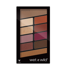 Wet N Wild Color Icon Eyeshadow 10 Pan Palette - Rosé in the Air
