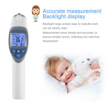 [OUTAD] Digital Thermometer Infrared Baby Forehead Non-contact Infrared Thermometer  L