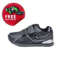 ARDILES Kids Arslan Kids Shoes - Black Grey