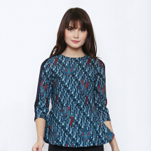 Asana Indawi Woman Top - Blue