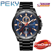 PEKY Men Watch Top Brand Luxury Sport Watch Classic Business Leather Band Quartz Male Clock 8275