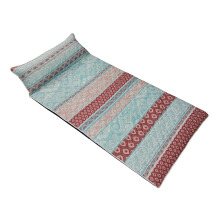 THE LUXE Sleepmaker camping Mat –Flower Stripe 90x190