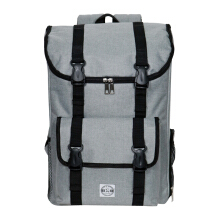The X Woof Tas Travel Ransel Urban Lifestyle Anti Air 'Tpack-U 2.0 Grey
