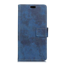 MOONMINI PU Leather Wallet Case Card Slots Cover for Asus ZenFone 5 ZE620KL