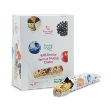 HEAVENLY BLUSH Tummy Yogurt Bar Berries 12 Pcs @25gr