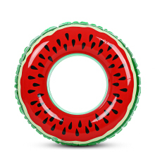 Shengmeiid Watermelon Inflatable Swimming Ring Pool Float for Adult Children