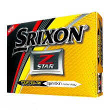 SRIXON Sri17 Z Star5 Yellow Golf Ball - Yellow [One Size] SRI9ZSTR5YL