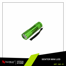 NANKAI Senter Tangan Mini LED