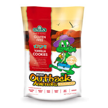 ORGRAN Outback Animals Vanilla Multipack 175gr