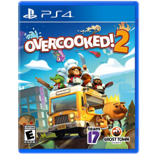 SONY PS4 Game - Overcooked 2