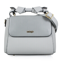 Bellagio Poppy-897 Fascio Casual Hand Bag Grey