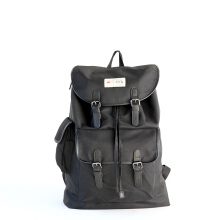 TAYLOR FINE GOODS Backpack Rucksack 408 Black