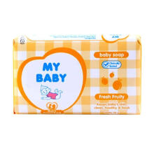 My Baby Soap Fresh Fruity 100g