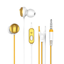 Kingyou H-15 Earphone wired mobile phone headset fashion In-ear Android phone
