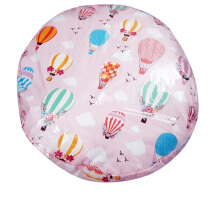 SLEEP MAX Floor Cushion - Cappadocia Pink / 65x65cm
