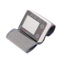 CK-W132 Touch Wrist Blood Pressure Monitor Watch Medical Arm Meter Pulse Black