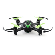 COZIME JJR/C H48 4CH RC Mini Drone Quadcopter Infrared Control 3D Flips Mode RTF Green