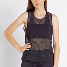 Corenation Active Tribeca Tank - Black