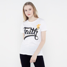 FBW Faith Female T-Shirt - Putih