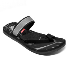 Carvil Sandal Pria Cornetto-M Black/Grey