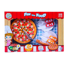 EMCO Lil Chefz Food Box Set Medium Pizza 9014