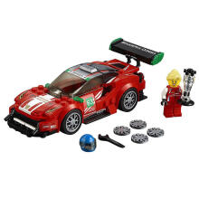 Lepin Bricks 28016 Gainer Champions Red