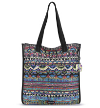 Sakroots Everyday Tote Bag Radiant One World
