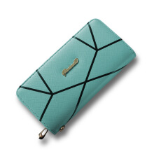 Si Ying S415 Import Ms. Wallet / Korea original / Long zipper wallet