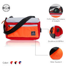 The X Woof Water Repellent Sling Bag Ytrans Hip Red Red