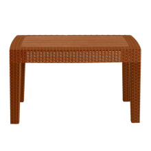 Olymplast Sofa Table Rattan OST-R