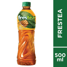 FRESTEA Green Honey PET Botol Carton 500ml x 12pcs