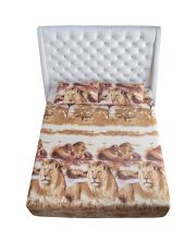 NYENYAK Safari Fitted Sheet / Comforter - Animal