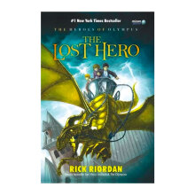 The Lost Hero - RICK RIORDAN - NOURA BOOKS PUBLISHING - 9789794336533