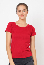 Shop at Banana O Top 19 Red All Size