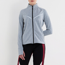 Corenation Active Torez Jacket - Grey Reflective