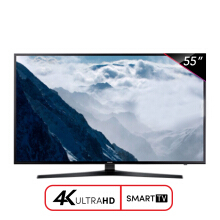 [DISC] SAMSUNG Smart LED TV 55 Inch 4K UHD Digital - 55KU6000