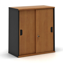 HIGHPOINT Five filling cabinet - HST5252 [Cherry]