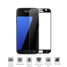 KENESS Samsung Galaxy S7 Tempered Glass 9H 3D 0.2mm Full Cover Screen Protector