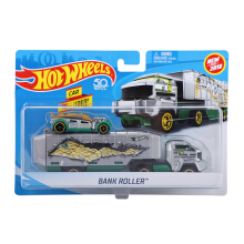 HOTWHEELS Car Included Bank Roller BDW51