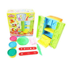 Fun Doh Ice Box Refrigerator Set Incl 3 pcs Doh