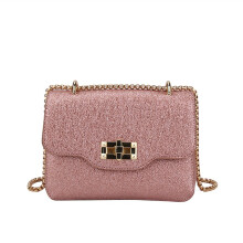 Wei's Exclusive Selection Fashion Sling Bag Hot Sale Shoulder Bag Messenger Bag B-MY6006 Pink