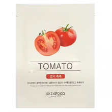 SKINFOOD Beauty In A Food Mask Sheet #Tomato