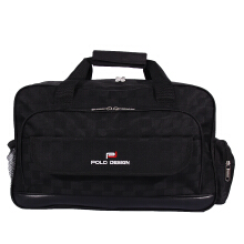 Polo Design Travel bag HI-802 Black Black