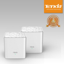 Tenda MW3 ( 2 set ) - AC1200 Whole Home Mesh WiFi System - White
